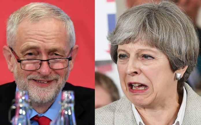 Betting on the Blues – Betting on Britain's 2017 General Election – Theresa May and Jeremy Corbyn
