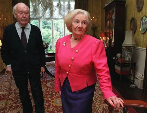 True wildcard Lady Ridsdale DBE (1921 – 2009, née Victoire Bennett) – Dame Paddy Ridsdale was an intelligence operative, secretary to Ian Fleming and the inspiration for the Bond character Miss Moneypenny.