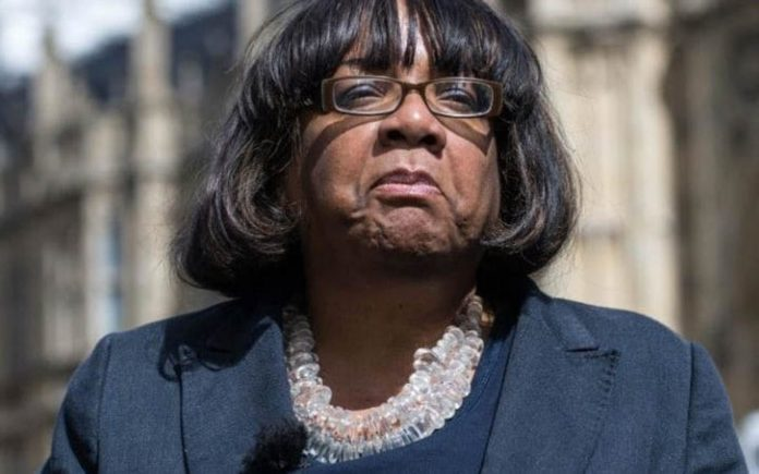 Dastardly Diane – Diane Abbott MP rakes in £110k in tax payers' cash