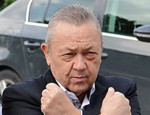 "Businessman and West Ham United shareholder David Sullivan (AKA ""Dave Sullivan"")"