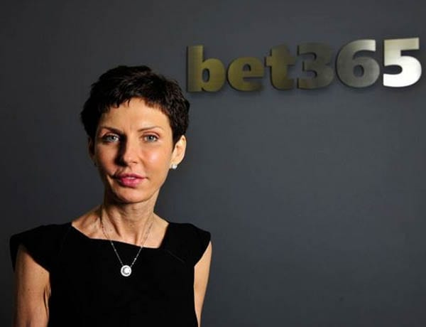 Business titan Denise Coates CBE (AKA 'The Patron of the Potteries') – The richest self-made woman in the UK paid herself £217 million in 2016 and is said to have a personal fortune of circa £3.17 billion. She founded Bet365.com, one of the world's largest online gambling companies, in 2000.