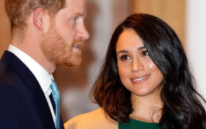 MeGain Goes Commercial – Shame on the Duke and Duchess of Sussex – Matthew Steeples joins those condemning the 'Modern Day Mrs Simpson' and her under-the-thumb hubbie 'Prince Halfwit.'