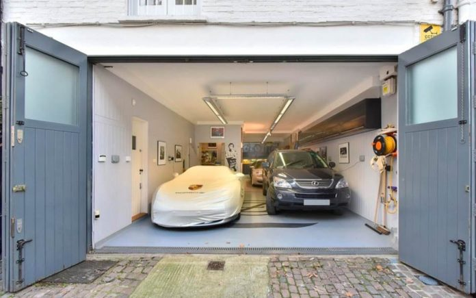 The Perfect Bachelor Pad – 7 Elvaston Mews, Kensington, London, United Kingdom, SW7 5HY – For sale for £6 million ($8.5 million, €6.8 million or درهم31.1 million) through Lurot Brand – Ultimate bachelor pad for sale for £6 million in South Kensington; it has garaging for five cars