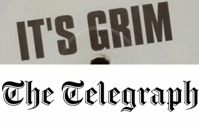 Troubles at The Tele – Why has The Telegraph fallen into decline? Matthew Steeples analyses 'The Telegraph's' decline and laments its likely future in the land of bubblegum journalism and fluff.