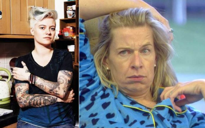 "Sisters in Shock – Equally bombastic Jack Monroe and Katie Hopkins – Jack Monroe's analysis of Katie Hopkins's supposed ""sacking"" by the 'Mail Online' illustrates just one thing: The pair are actually virtually the same and simply 'Sisters in Shock'"