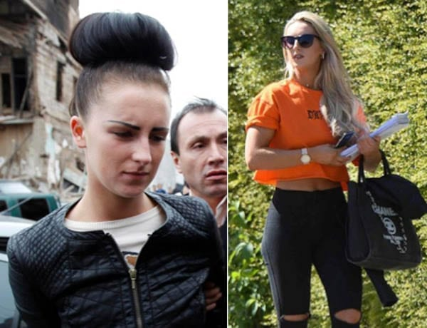 Dopey drugs mule Michaella McCollum – A shameless wench – Dopey drugs mule Michaella McCollum was one half of the 'Peru Two' jailed in 2013 for attempting to smuggle £1.5 million of cocaine.
