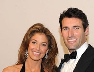 Paul Arrouet and Dylan Lauren