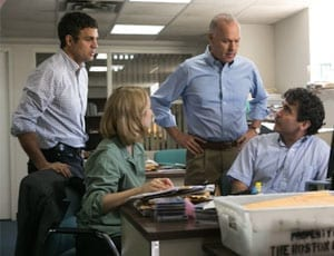 "Putting May under the Spotlight – ""Skin-prickling"" 'Spotlight' is a film that has again highlighted that child abuse should not be swept under the carpet"