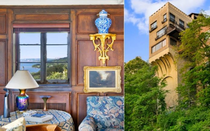 The Pumpkin House – 16 Chittenden Avenue, Hudson Heights, New York, NY 10033, United States of America – For sale for $4.25 million (£3.33 million, €3.79 million or درهم15.61 million) through Sotheby's International Realty