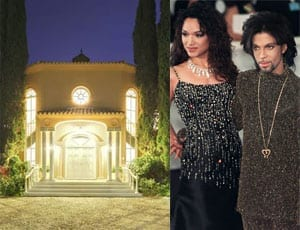 The house formerly known as Prince – Spanish villa formerly owned by the singer-songwriter Prince for sale
