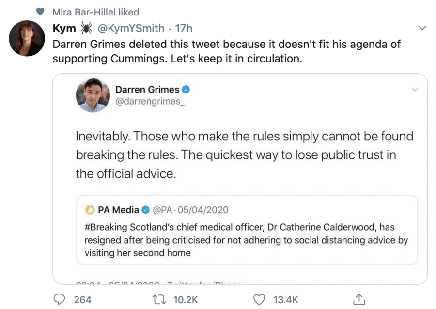 Moron of the Moment – Darren Grimes – In threatening respected writer Peter Jukes with legal action, Darren Grimes yet again shows himself as nothing but a petulant pillock.