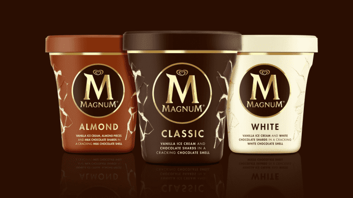 "A Magnum Muckup – Health and safety busybodies recall Magnum ice cream – Unilever ludicrously forced to ""urgently"" recall Magnum White ice cream because it contains MILK."