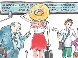 Are We Nearly Redundant Yet? Sarah Tucker, The Redundant Travel Journalist – Travel writer Sarah Tucker shares news of her latest novella – it's timely and its titled 'The Redundant Travel Journalist'