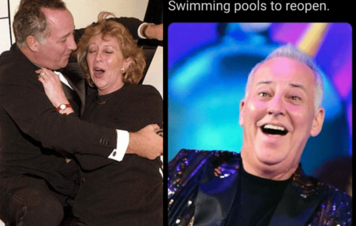 Pooling Barrymore – Michael Barrymore needs to reveal the truth – As outdoor swimming pools reopened, Michael Barrymore trended on social media; it is time thus to remind the disgraced entertainer to reveal the truth about what happened on the night of the 31st March 2001.