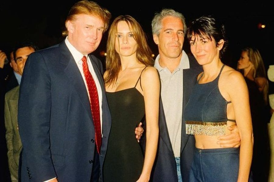 Good Wishes Ghislaine – Donald Trump fears Ghislaine Maxwell – As Donald Trump repeats his good wishes to Ghislaine Maxwell and associates jump to justify why they chose to be connected, it becomes clear these people happily ignored what was so obviously in front of them.