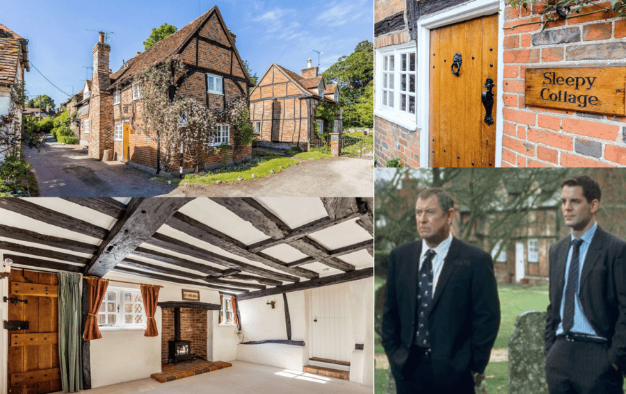 Five of the Worst – Undesirable Homes Currently For Sale – 'The Steeple Times' selects five undesirable homes currently for sale that many would say would remain best avoided. 1. Jeffrey Epstein mansion in New York. 2. Christopher Lumsden wife murder house in Cheshire. 3. Sleepy Cottage Midsomer Murders. 4. Lizzie Borden ghost. 5. Peter Morgan and Georgina Symonds murder castle in Wales.