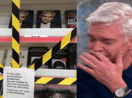 "Schofe Banned – Phillip Schofield memoirs banned in Wales – As Phillip Schofield's book is banned from sale in Wales, we ask: ""Did the temperamental telly host have another meltdown as a result?"""