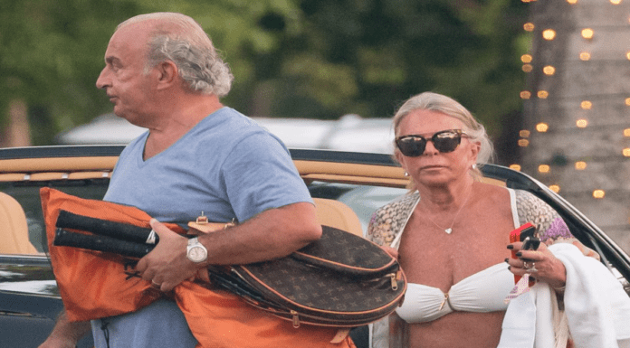 Sorry is the Shiftiest Word – Philip Green told to say sorry by sister – 'Sir Shifty' Philip Green's sister tells him to man up and say sorry over the Arcadia collapse debacle; he'll likely ignore her.